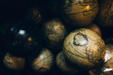 géographie d'un monde fantasy