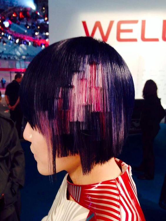 Après les imprimés, Pixel Hair, lecoloriste