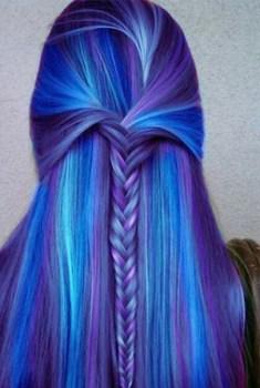 Cheveux Cosmique-Galaxy Hair, lecoloriste