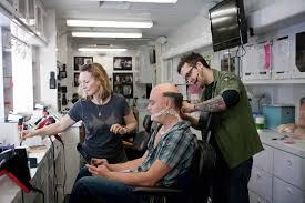 le gagnant meilleur coiffure/maquillage oscars 2016. lecoloriste
