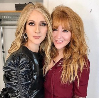 le changement capillaire de Céline Dion sous la loupe, lecoloriste