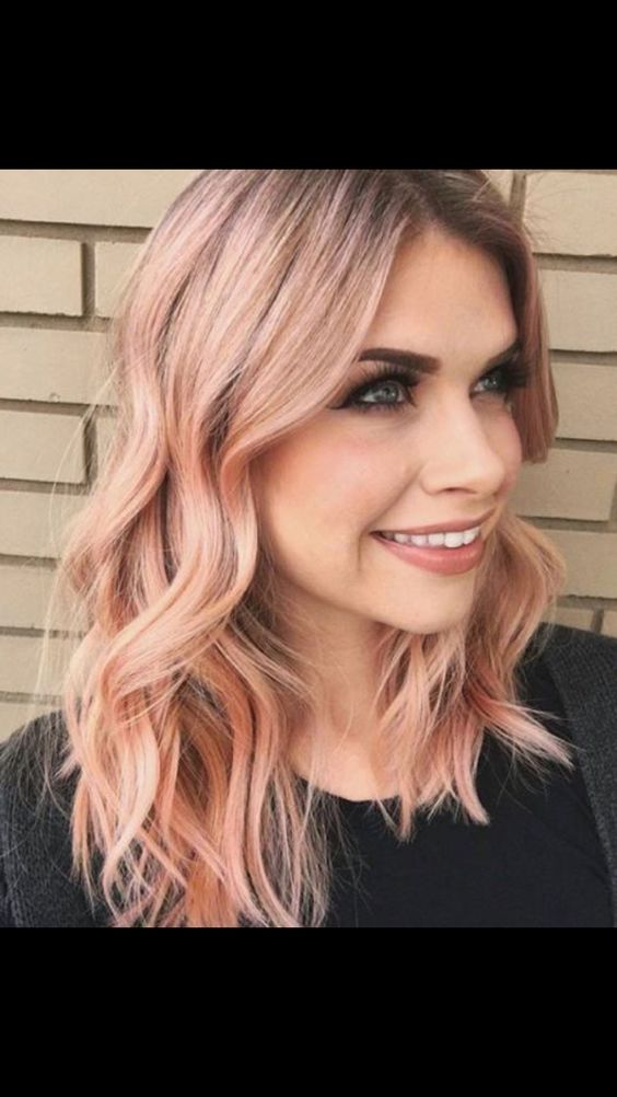 Achat coloration cheveux rose