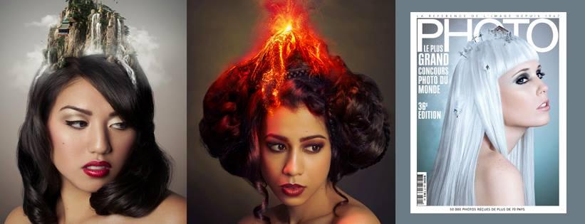 Le plus prestigieux concours remporté sur le thème des cheveux