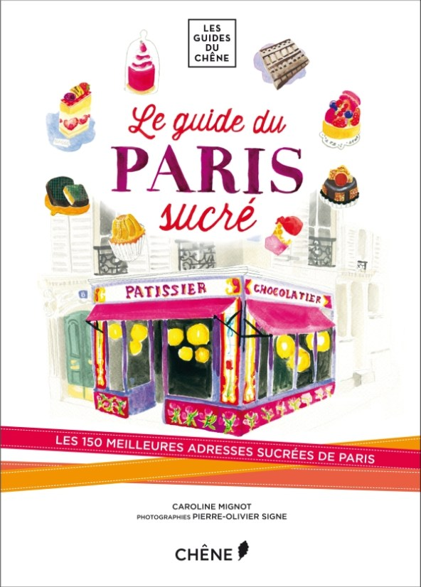 Le guide du Paris sucr