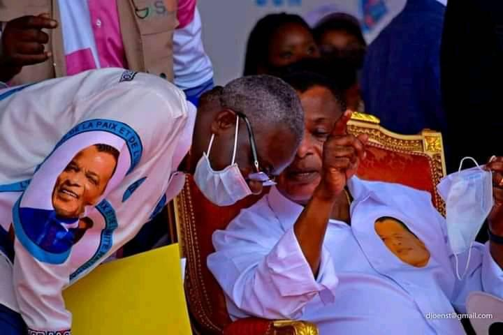 Sassou organise le sabotage de Collinet Makosso