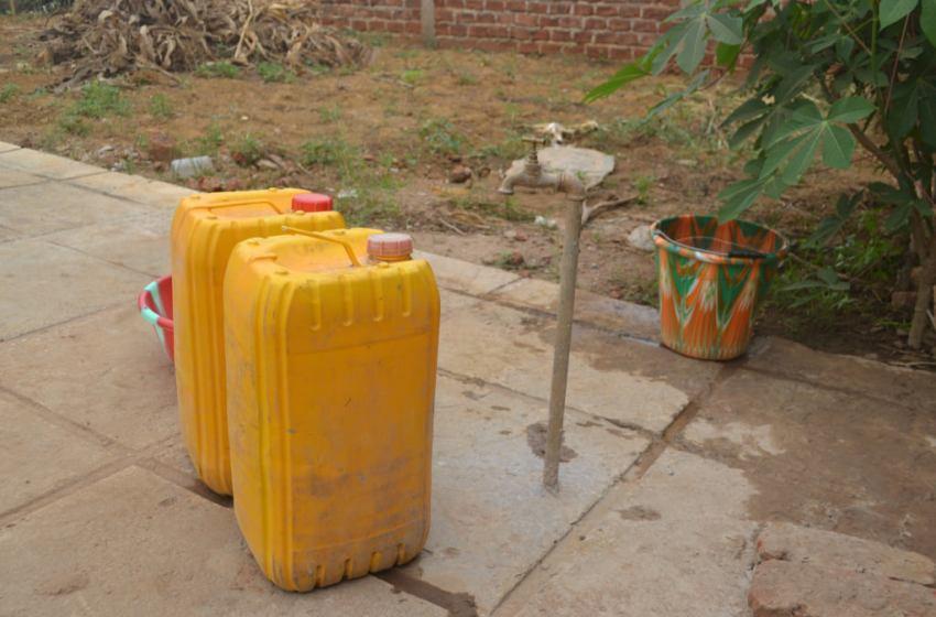 Nkayi: depuis trois mois l'eau ne coule plus dans certains quartiers
