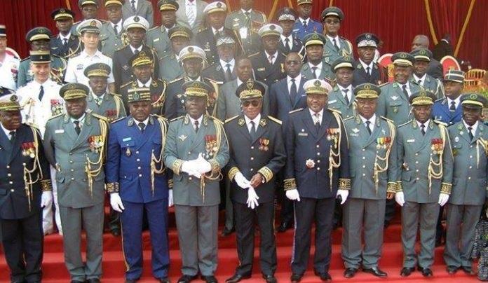 Congo: des généraux de l'armée et Dg perçoivent des salaires fictifs