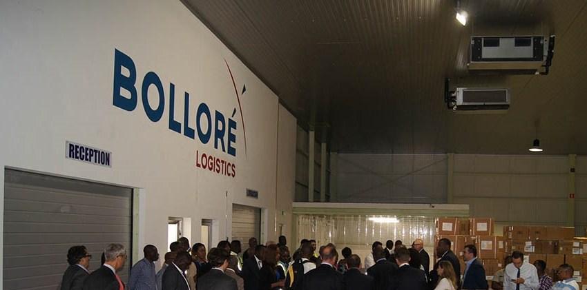 Le groupe français Bolloré étudierait la cession de ses activités logistiques africaines