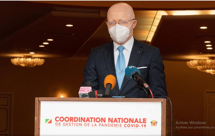 Covid-19 : communiqué de la 23ème réunion de la Coordination nationale