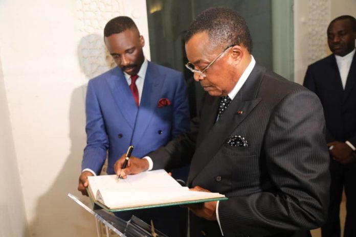 La société  Silicone Connect de Denis Omar Bongo Ondimba serait une coquille vide