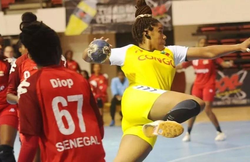 Handball: Congo-B et Cameroun en demies de la CAN féminine et au Mondial