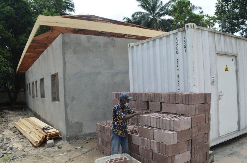 Brazzaville:  le laboratoire mobile de sécurité P3 bientôt opérationnel