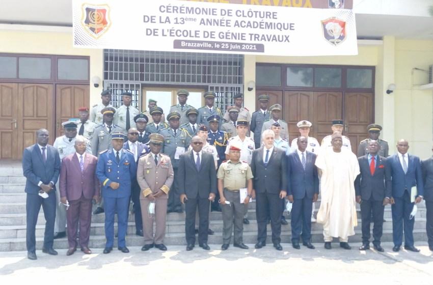 FAC : plusieurs officiers formés en génie travaux