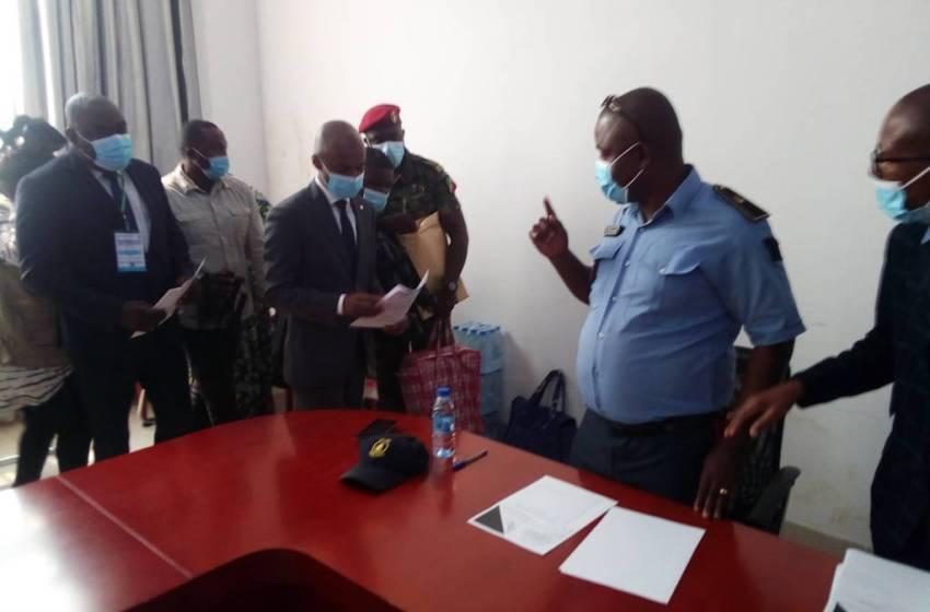 Douanes congolaises : 55 candidats passent le concours d'entrée à l'école régionale