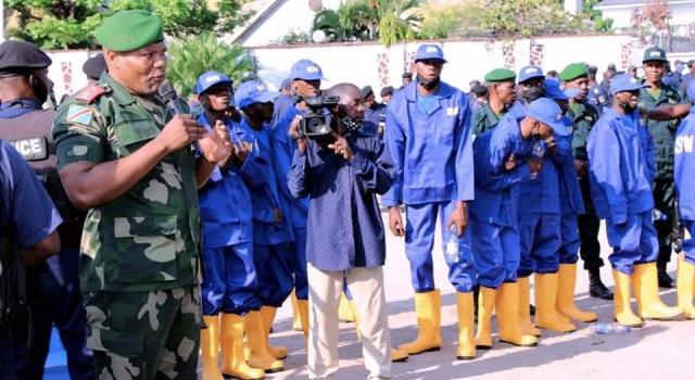 RDC: les «Kulunas» envoyés au Katanga commencent à vendre leur production agricole