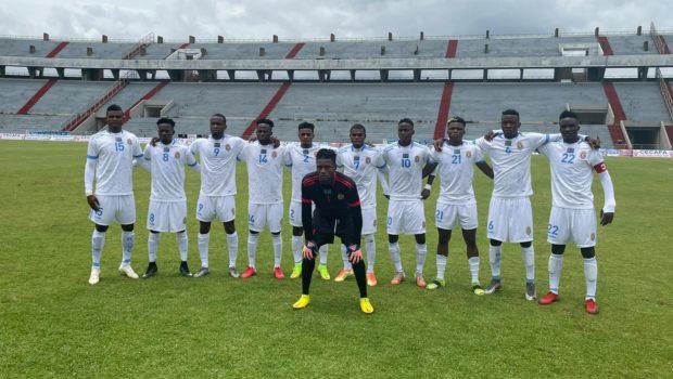 Cecafa U23 2021 : la RDC battue par la Tanzanie et quasi éliminée au premier tour