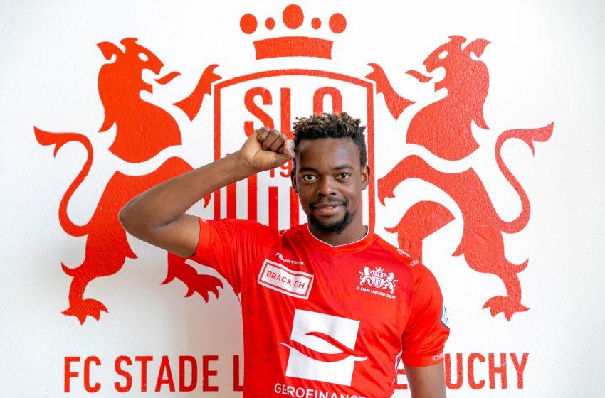 Transferts : Guy Mbenza prêté en deuxième division suisse