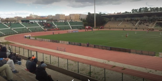 Oujda: Stade began to switch to honneur