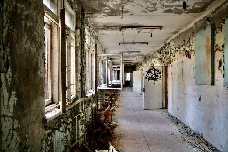 A Chernobyl le radiazioni sono aumentate di 16 volte