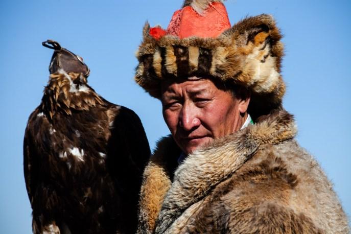 Eagle hunter