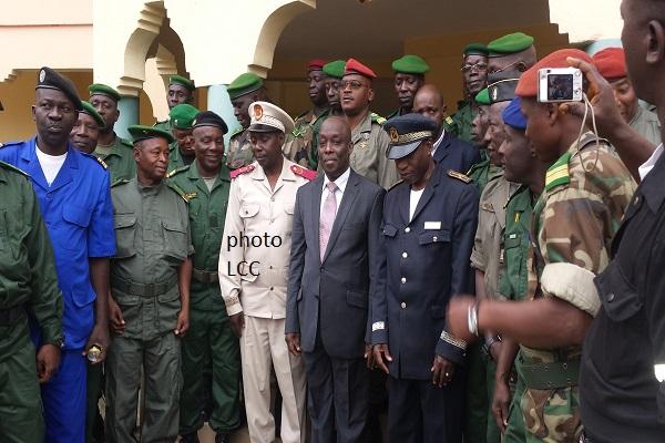 N'zérékoré, armée, sécurité,Mohamed Diané