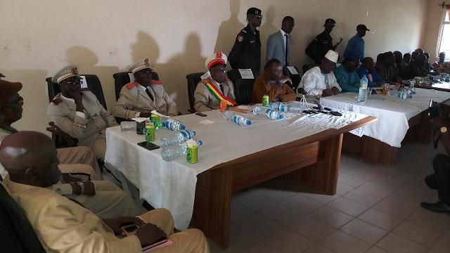 Gouvernorat de N'Zérékoré : Sébastien Toukara passe le témoin à Ismaël Traoré