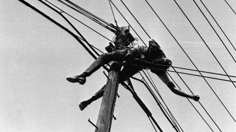 N'Zérékoré: un jeune électricien meurt électrocuté (Photo d'illustration)