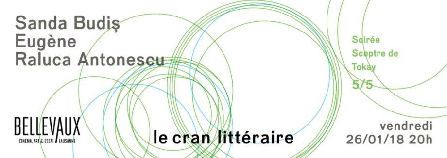 Soirée Sceptre du Tokay — Vendredi 26/01/18, 20h