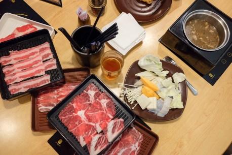 台南市中西區|Shabu Sato日式涮涮鍋 新光三越新天地 吃到飽 以新鮮健康養顏為主的湯頭(菜單)