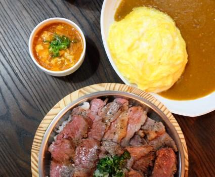 台中市西區|晨間朝食 廣三Sogo後方  性價比極高 極餓牛魔王 蛋包飯