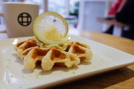 新竹市|井井 多種口味比利時鬆餅 手沖咖啡 學習咖啡知識的殿堂