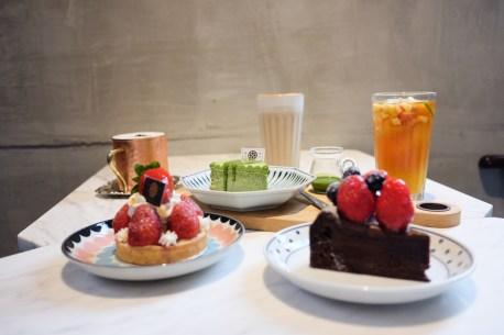 高雄市鳥松區|春正商行  コーヒー、焙煎 環境清幽適合朋友約會 平價好品質咖啡廳推薦