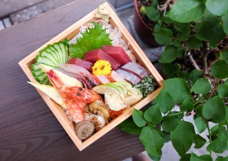 台南市中西區|私之家壽司刺身 早餐來個豐盛的日本料理 百年菜市裡的新意