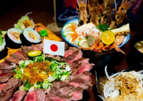 高雄楠梓區|森川丼丼 豪邁牛排丼飯 新鮮魚料 稱霸楠梓的美味丼飯
