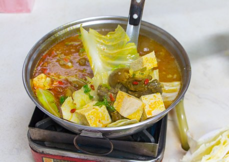 屏東縣萬丹鄉|王 羊肉爐 (王品羊肉爐)獨家咖哩口味 深受老饕喜愛