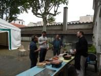 Jaime, Sylvain, Dan et Yvon
