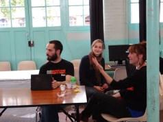 Denis de Bloombox, Céline et Aurore