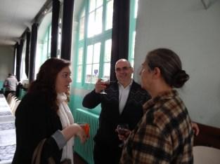 Amandine, Aurélien et Pascale