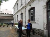Sylvain, Céline et Aurore