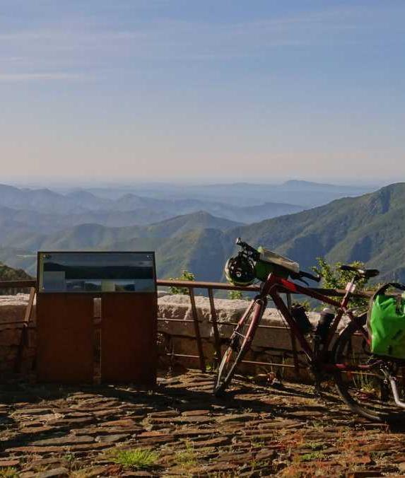 MA-1 Vue depuis le Mont Aigoual