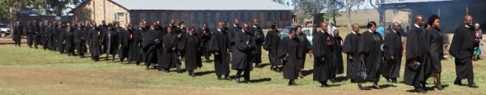 Pastoral Procession