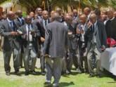 Banna le Bahlankana (Men's Guild) members