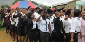 LECSA Youth members