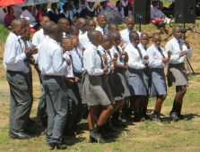 Thabeng High School Choir