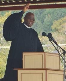 LECSA Moderator Rev. Masemene