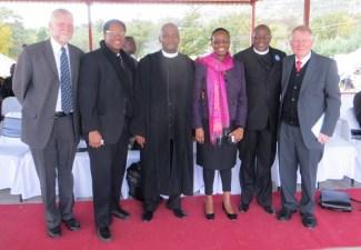 LECSA leaders and LECSA partner representatives