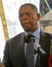 Deputy Moderator Advocate Joseph Teboho Moiloa Moiloa