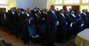 Members of the Judiciary