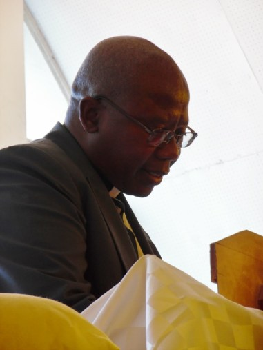 Archbishop Dr. Rev. Gerard Lerotholi