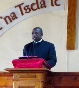 LECSA Deputy Moderator Rev. Jane Timothy Makakane